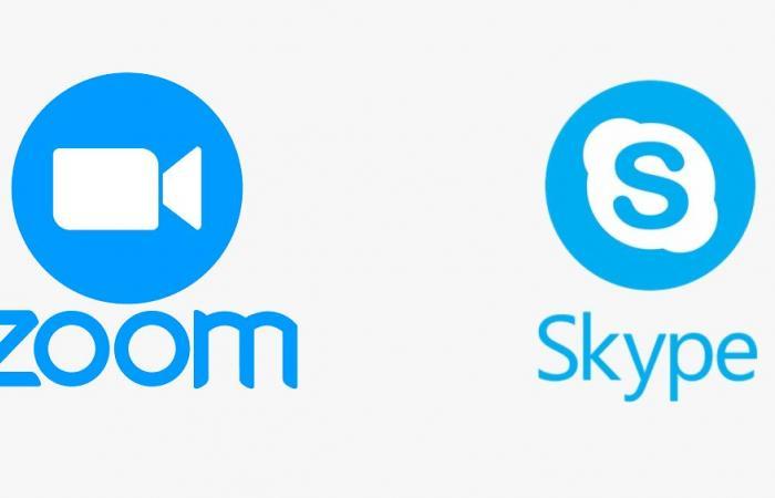 اخبار التقنيه كيف تمكنت خدمة Zoom من التغلب على سكايب؟