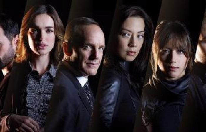 #اليوم السابع - #فن - قبل عرضه بـ أيام..صورة جديدة من كواليس Agents of S.H.I.E.L.D