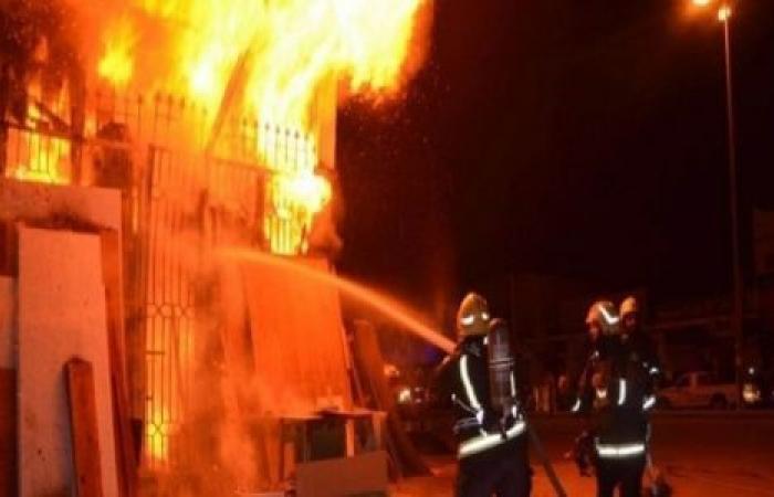 الوفد -الحوادث - في حريق مصنع طوب.. إصابة 12عاملًا بالفيوم موجز نيوز