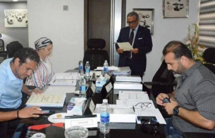 الوفد رياضة - جلسة بين اتحاد الكرة ووزير الرياضة اليوم لبحث عودة الدوري موجز نيوز