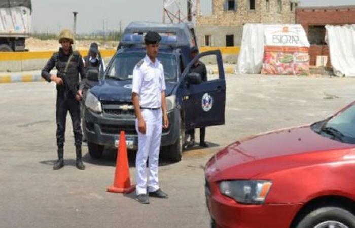 الوفد -الحوادث - تحرير 246 مخالفة مرورية في أسوان موجز نيوز