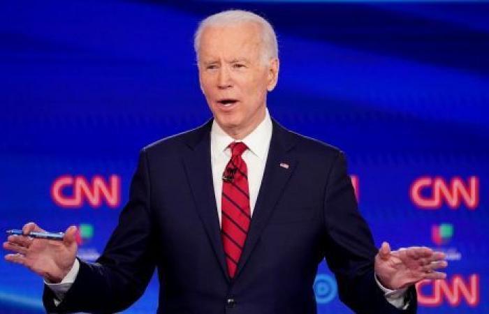 جو بايدن يفوز في الانتخابات التمهيدية للحزب الديمقراطي