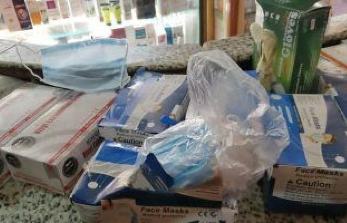 #اليوم السابع - #حوادث - إحالة صاحب مصنع ينتج مستلزمات طبية مجهولة المصدر بالقاهرة للمحاكمة