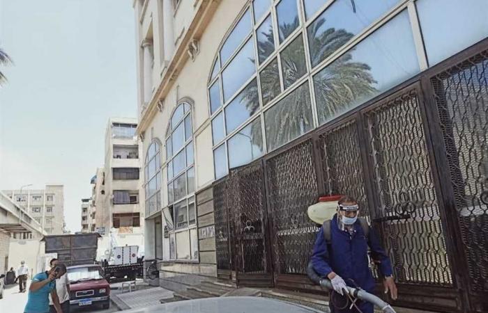 المصري اليوم - اخبار مصر- «الجيزة»: تطهير وتعقيم 2250 واجهة منزل ومحل خلال أول وثاني أيام عيد الفطر موجز نيوز