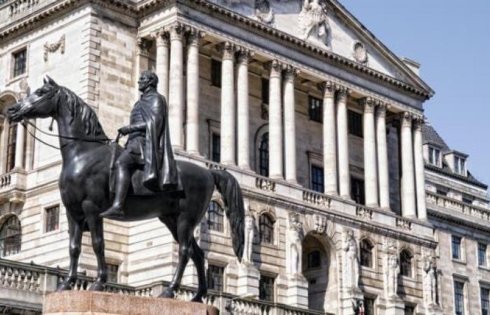 محافظ بنك انجلترا: التعافي سيستغرق وقتاً أطول