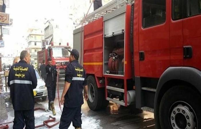 #المصري اليوم -#حوادث - السيطرة على حريق بشقة شرق الإسكندرية.. وقرار عاجل من النيابة موجز نيوز