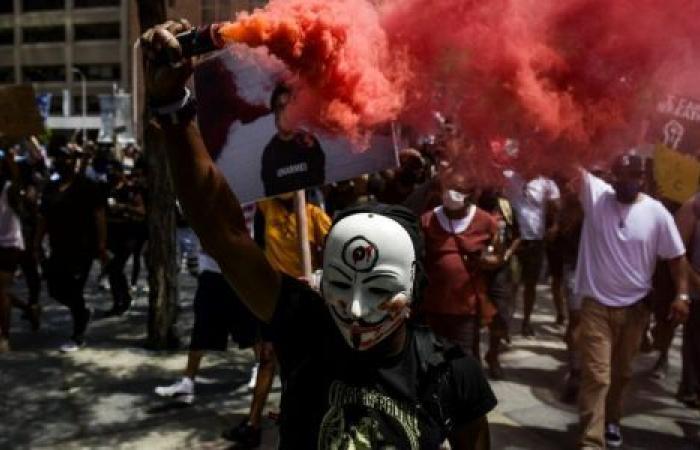 العنف في احتجاجات فلويد.. أصابع الاتهام تتجه لـ 4 جماعات