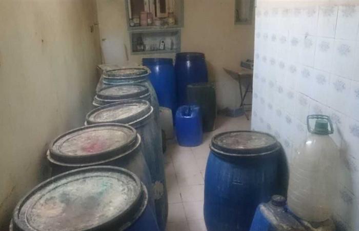 #المصري اليوم -#حوادث - «أمن القاهرة» يضبط مصنع للكيماويات بدون ترخيص بدائرة قسم شرطة المرج موجز نيوز