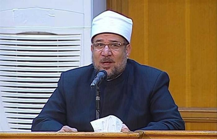 المصري اليوم - اخبار مصر- «الأوقاف» تعلن موضوع خطبة الجمعةالمقبلة (التفاصيل) موجز نيوز