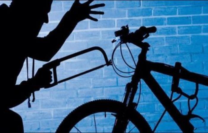 الوفد -الحوادث - سقوط لص الدراجات الهوائية بالمعادي موجز نيوز