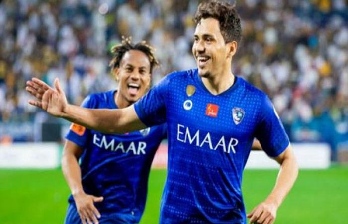 الوفد رياضة - الهلال السعودي يمدد عقد كارلوس إدواردو حتي نهاية الموسم موجز نيوز