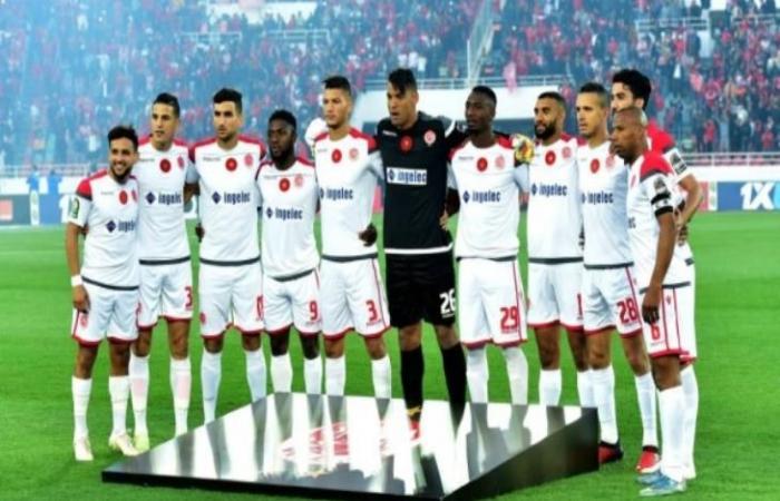 رياضة عربية الأربعاء منافس الأهلي.. رئيس الوداد يوبخ اللاعبين.. وتهديد بالعقوبات
