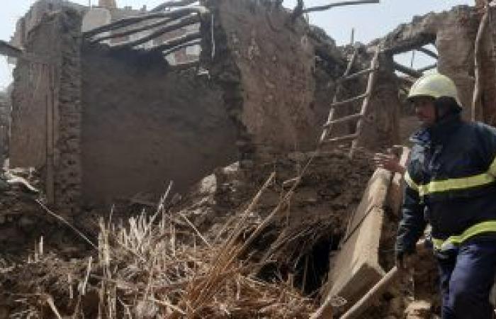 #اليوم السابع - #حوادث - إصابة اثنين ونجاة آخرين فى انهيار منزل بمدينة بلقاس فى الدقهلية