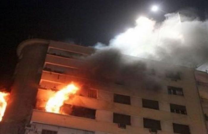 الوفد -الحوادث - استعجال التحريات وتقرير المعمل الجنائي لتحديد سبب حريق منزل بأوسيم موجز نيوز