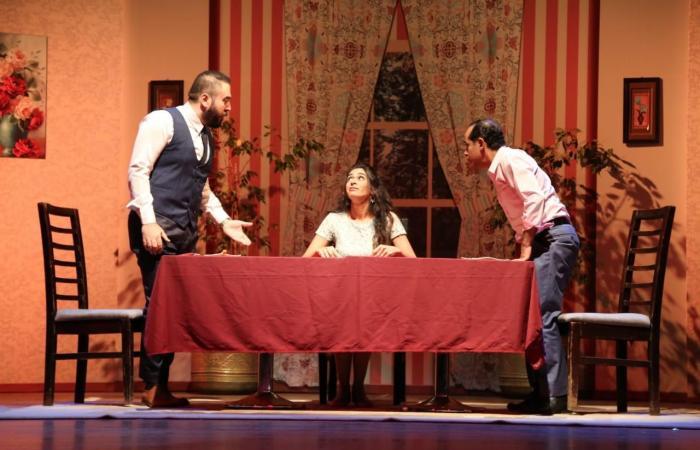 """#اليوم السابع - #فن - مسرحية """"المقام العالي"""" تعرض على قناة وزارة الثقافة .. الليلة"""