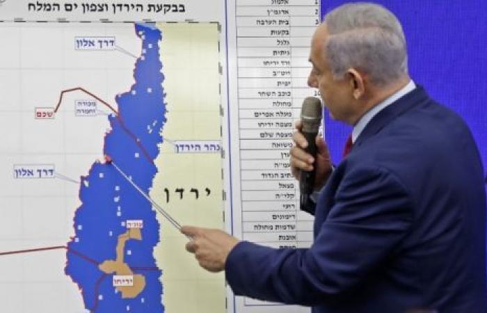 جيروزاليم بوست: 4 أسباب منعت نتنياهو من ضم الضفة في 1 يوليو