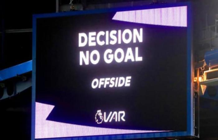رياضة عالمية الجمعة الفيفا يختبر تقنية لاحتساب حالات التسلل تمهيدا لتطبيقها في مونديال قطر 2022