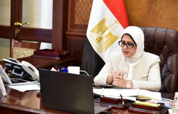 المصري اليوم - اخبار مصر- «الصحة»: 1412 إصابة جديدة بفيروس كورونا.. و81 وفاة موجز نيوز