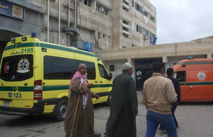 #المصري اليوم -#حوادث - إصابة 15 عاملاً زراعيًا في انقلاب سيارة نقل بالبحيرة موجز نيوز