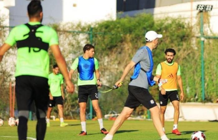 الوفد رياضة - الاسماعيلي يواصل تدريباته على الملعب الفرعي موجز نيوز