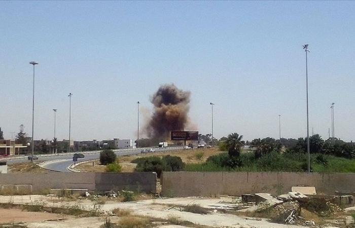 بعد قصف قاعدة الوطية بطائرات مجهولة.. آخر تطورات الوضع في ليبيا