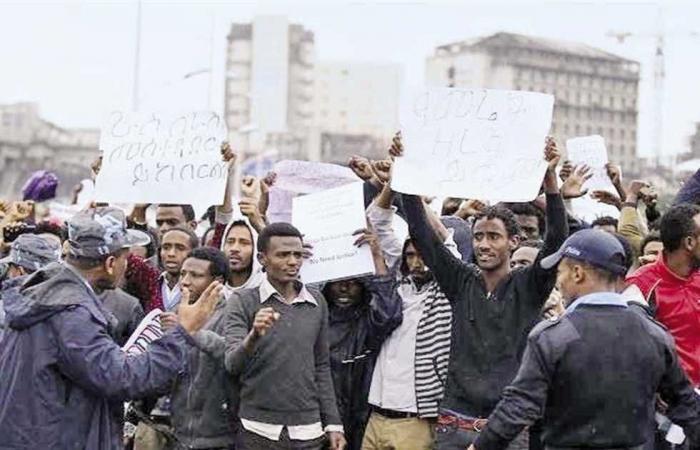 #المصري اليوم -#اخبار العالم - مقتل 166 على الأقل في تظاهرات عنيفة هزت إثيوبيا موجز نيوز