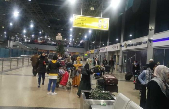#المصري اليوم -#حوادث - حاول استغلال الزحام بمطار القاهرة.. ضبط راكب بـ500 قرص مخدر كونترامال موجز نيوز