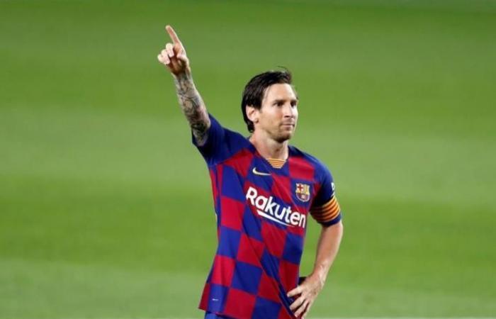 رياضة عالمية الثلاثاء رئيس برشلونة: ميسي أكد رغبته في البقاء معنا.. سنستمتع به لفترة أطول