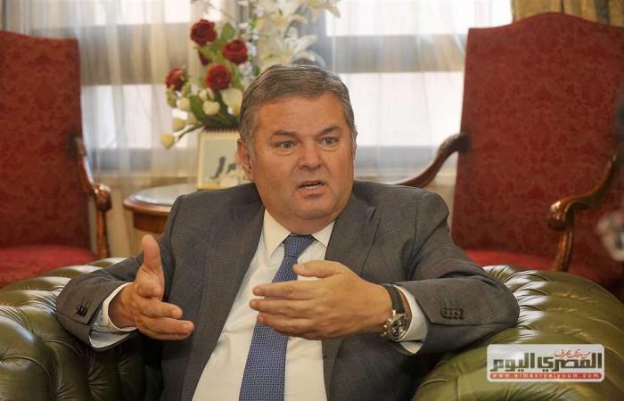 #المصري اليوم - مال - وزير قطاع الأعمال: طرح أراضٍ كثيرة للبيع الثلاث سنوات المقبلة موجز نيوز