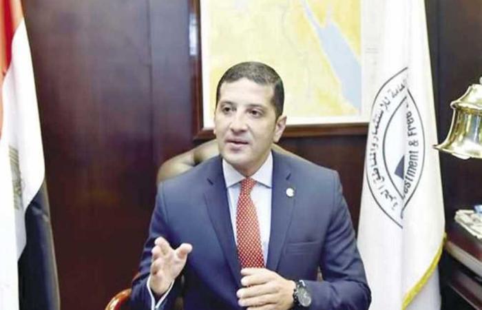 #المصري اليوم - مال - رئيس «الاستثمار» يبحث مع «مارس- ريجلي» الأمريكية الخطط الاستثمارية للشركة موجز نيوز