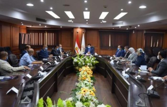 الوفد رياضة - وزير الرياضة يطالب مجلس اتحاد مراكز الشباب بخطة متكاملة موجز نيوز