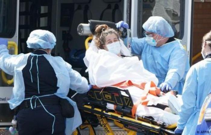 أمريكا تسجل أرقاما مفزعة.. حصيلة إصابات كورونا في العالم