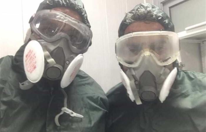 المصري اليوم - اخبار مصر- إجراء أول عملية جراحية بالقلب لمريض مشتبه إصابته بكورونا بالعريش موجز نيوز
