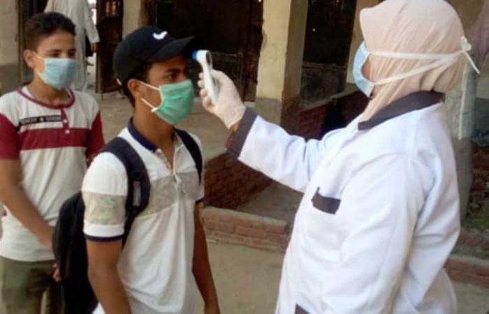 المصري اليوم - اخبار مصر- بدء امتحاني الكيمياء والجغرافيا لطلاب الثانوية العامة موجز نيوز