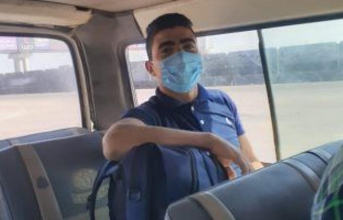 #اليوم السابع - #حوادث - الداخلية تضبط 2118 سائق لمخالفتهم ارتداء الكمامة