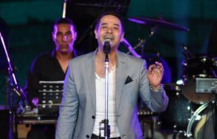 #اليوم السابع - #فن - أسماء وتفاصيل أغانى ألبوم مدحت صالح الجديد
