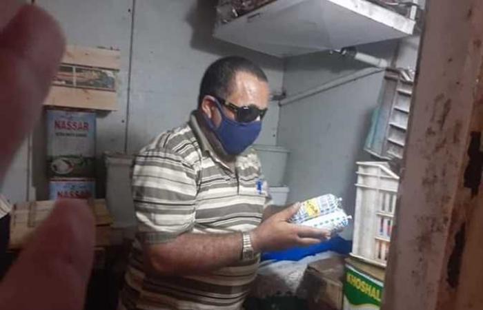 #المصري اليوم -#حوادث - ضبط «حلاوة طحينية وجبنة رومي وقشطة فاسدة» في شبين القناطر موجز نيوز