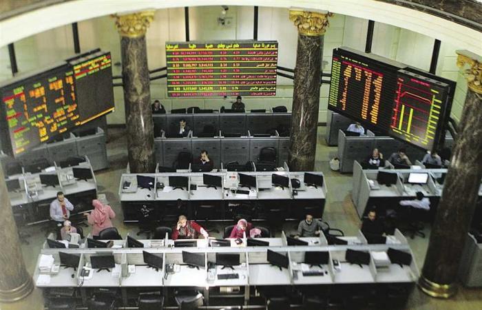 #المصري اليوم - مال - انخفاض جماعي لمؤشرات البورصة.. ورأس المال السوقي يفقد 5.8 مليار جنيه موجز نيوز