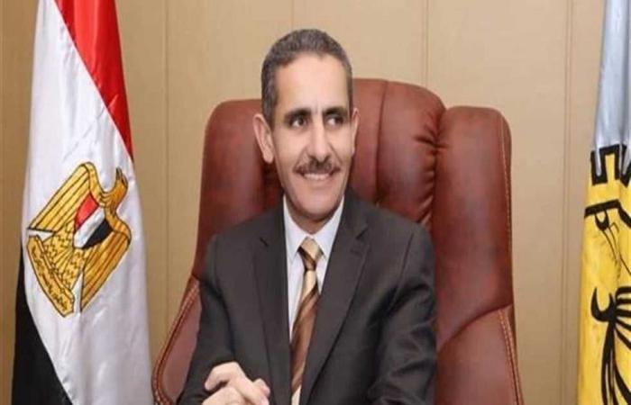 المصري اليوم - اخبار مصر- محافظ الغربية يستقبل المدير التنفيذي لصندوق تطوير العشوائيات موجز نيوز