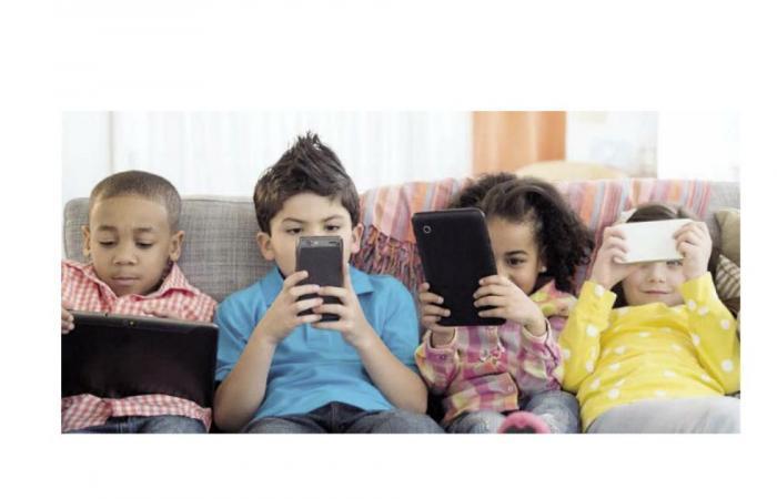 #المصري اليوم - مال - «كاسبرسكي»: 62% من أطفال مصر يمتلكون هواتف ذكية موجز نيوز
