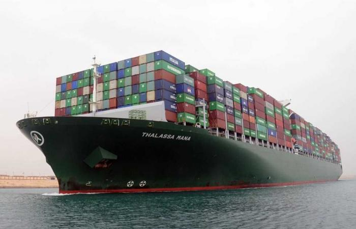 #المصري اليوم - مال - في ثاني أيام العيد.. 23 سفينة إجمالي حركة السفن بموانئ بورسعيد موجز نيوز