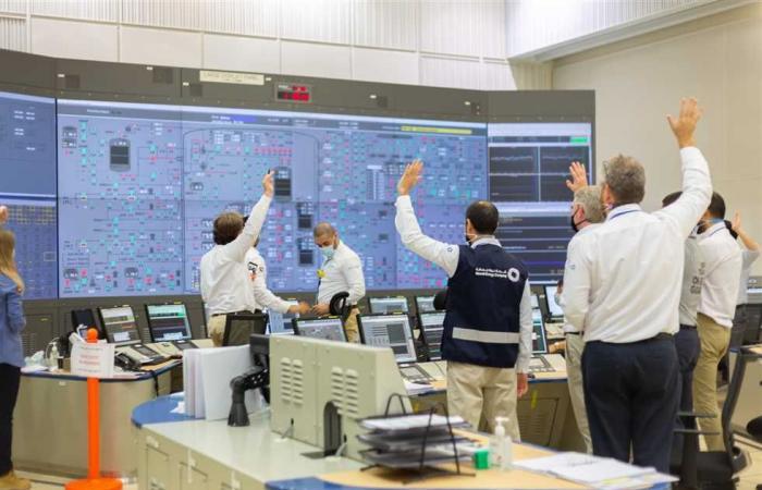 #المصري اليوم -#اخبار العالم - الإمارات تعلن تشغيل أول مفاعل نووي سلمي في الدول العربية موجز نيوز
