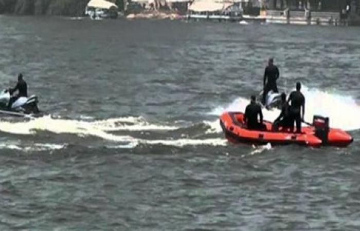 الوفد -الحوادث - الإنقاذ النهري يدفع بـ3 فرق للبحث عن جثة طالبة بالثانوية ألقت نفسها بالنيل موجز نيوز