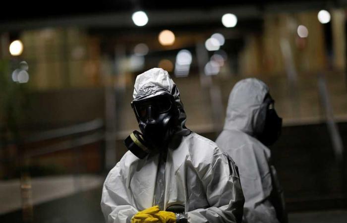 #المصري اليوم -#اخبار العالم - البرازيل تسجل 16641 إصابة جديدة بـ«كورونا» و561 وفاة موجز نيوز