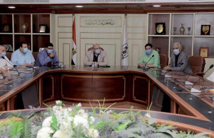 المصري اليوم - اخبار مصر- محافظ بني سويف: تحرير 400 عقد تقنين على أراض الدولة خلال 7 أشهر موجز نيوز