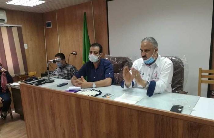 المصري اليوم - اخبار مصر- إحالة العاملين في 5 مراكز شباب بالقليوبية للتحقيق لتغيبهم عن العمل موجز نيوز