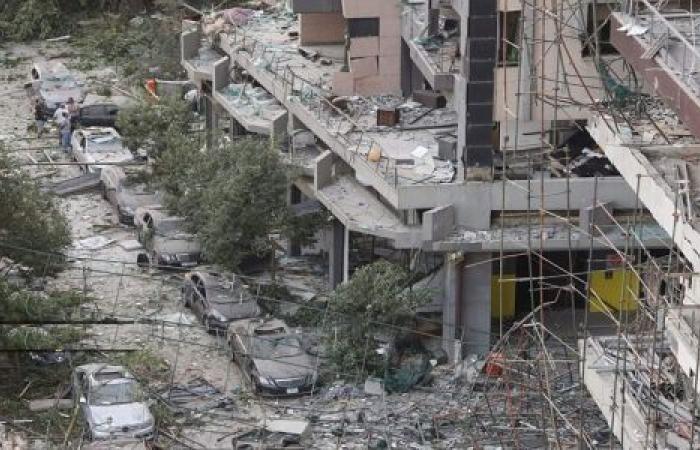 عسكري إسرائيلي سابق يكشف المسئولين عن انفجار بيروت