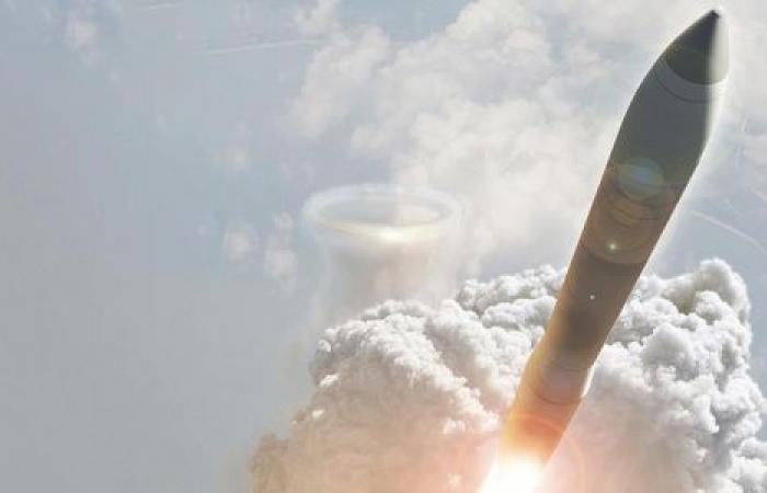 واشنطن تعلن نجاح اختبار صاروخ عابر للقارات