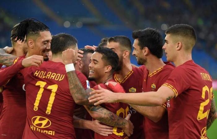 رياضة عالمية الخميس مقابل 591 مليون يورو.. روما يعلن بيع النادي لملياردير أمريكي