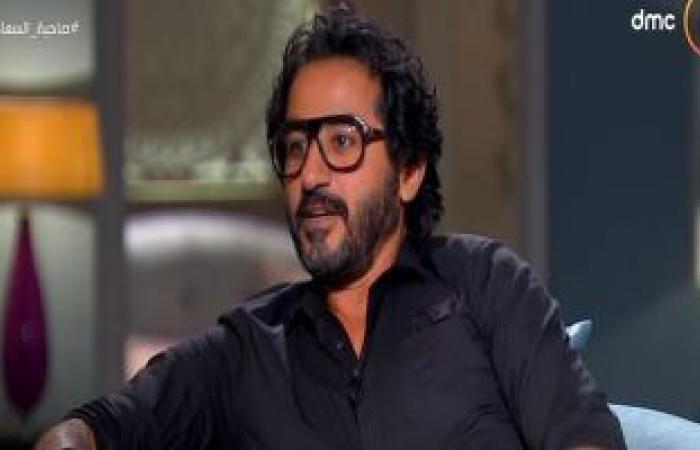 """#اليوم السابع - #فن - أحمد حلمى يروى لـ""""صاحبة السعادة"""" كواليس فيلم آسف على الإزعاج"""